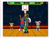 Play Frank town hoops Game