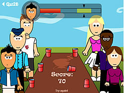 Flippy Cup Game game