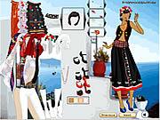 Play Folk fashion greece Game