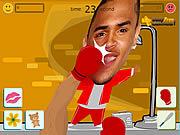 Chris Brown Punch game