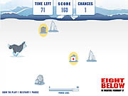 Antarctic Guide game