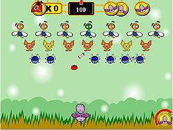 Bee War game