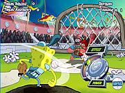 Spongebob Slammin' Slugger game