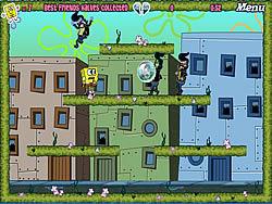 Spongebob Squarepants - WhoBob WhatPants game