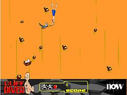 Cliff Diver game