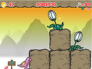 Dino Rush game