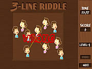 3 Line Riddle game