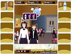 School Cafeteria game