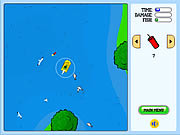 Blow Fishing game