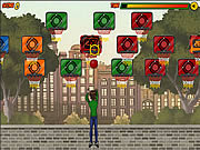 Hero Hoops game