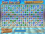 Play Sea jewel Game