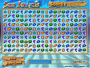 Sea Jewel game