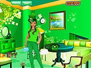 Play St patricks day room decor Game