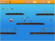 Beach Ball Control game