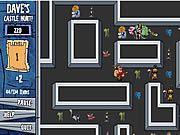 Play Daves castle hunt Game