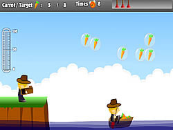 Carrot Rescue game