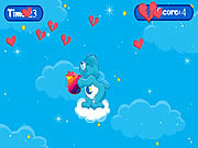 juego Care Bears - Happy Hearts Game
