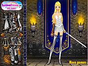 Warrior Princess game