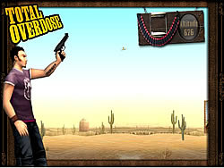 Total Overdose - Sombrero Sling game