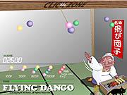 Play Flying dango Game
