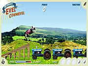 Evel Cownievel game