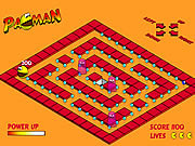 Play Mr pacman Game