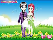 Play Sweet spring wedding Game