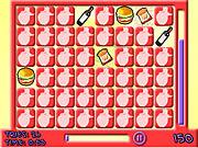 Tasty Food Memory game