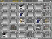 Catch -a- thief Memory Game game