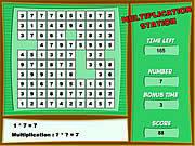Jogar jogo grátis Multiplication Station