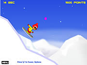 Play Downhill jumps Game