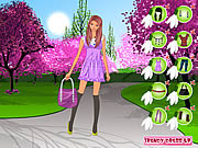 Cool Spring Dressup game