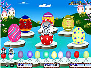 Easter Egg game