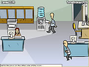 Office Sneak Out game