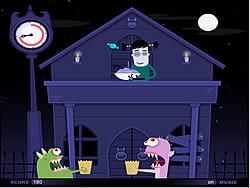Gruella's Grubfest game