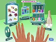Play Nail fashion Game