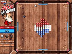 Pepsi Max Breakout game