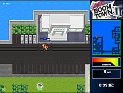 juego Sonic Boom Town 2