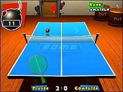 Da Bomb Pong game