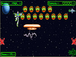 Operation Alien Rescue game