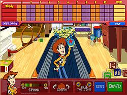 Toy Story - Bowl-o-Rama game