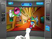 Space Ranger Training game