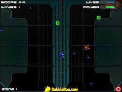 Glow Shooter game