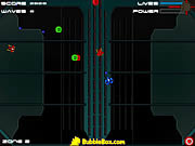 Glow Shooter game