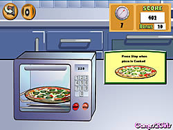 Cooking Show - Pizza game