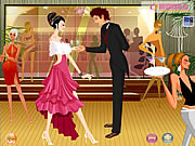 Couple at Night Party game