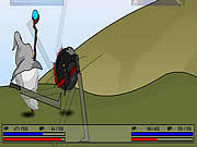 Play The lord of the rings battle Game