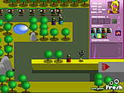 Play Tower defence generals Game