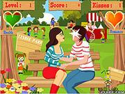 Play Blocking kissing Game