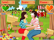 Blocking & Kissing game